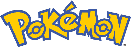 Надпись Pokemon